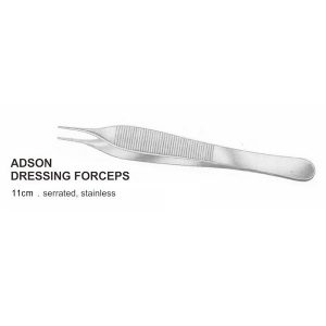 Adson Dressing Forceps Serrated